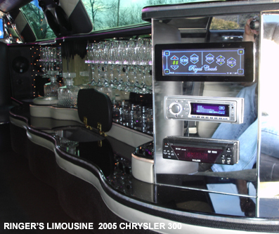 [Image: Enjoy this exquisite equipped Chrysler 300 limo!]