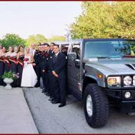 Wedding Limo Service in Columbus and Rome