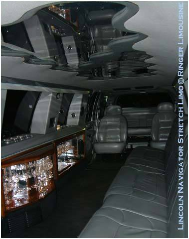 Try our Lincoln Navigator limo - we are sure you'll love it as much as we do!