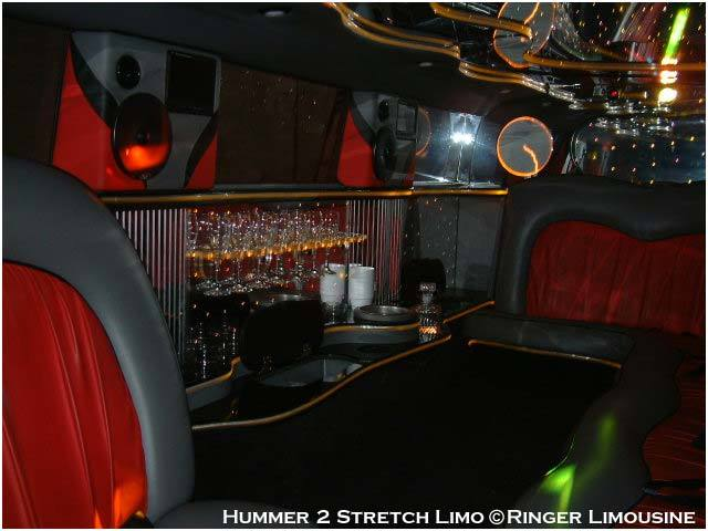 Take your party to the next level - make a reservation for this hummer limo today!