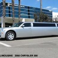 Chrysler 300 Limo Service in Columbus and Rome